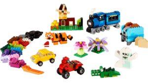 10696 – LEGO® Μεσαίο Κουτί με Τουβλάκια για Δημιουργίες