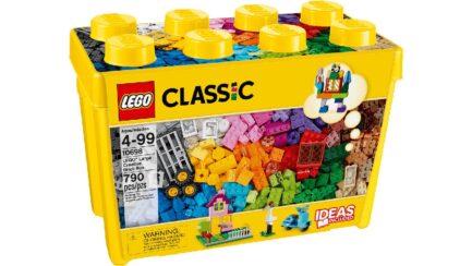 10698 - LEGO® Μεγάλο Κουτί με Τουβλάκια για Δημιουργίες