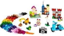 10698 – LEGO® Μεγάλο Κουτί με Τουβλάκια για Δημιουργίες