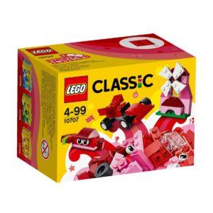 10707 – Κόκκινο Δημιουργικό Κουτί
