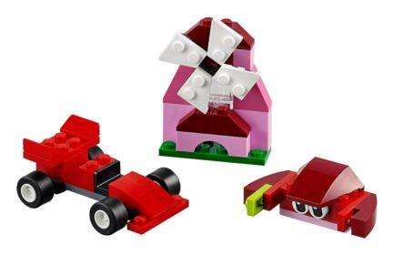 10707 - Κόκκινο Δημιουργικό Κουτί