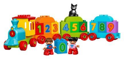 10847 - Τρένο με Αριθμούς