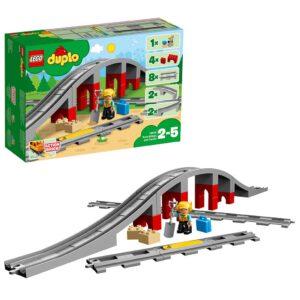 10872 – Σιδηροδρομική Γέφυρα και Τροχιές