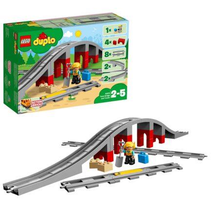 10872 - Σιδηροδρομική Γέφυρα και Τροχιές