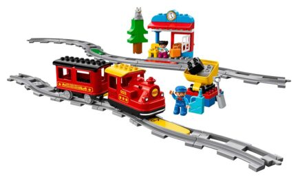 10874 - Ατμοκίνητο Τρένο