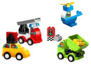 Οι Πρώτες Μου Αυτοκινητιστικές Δημιουργίες