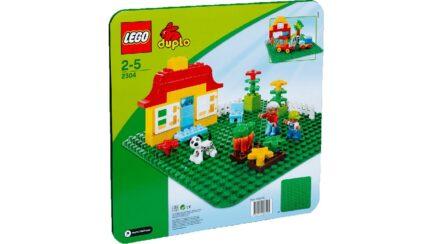 2304 - LEGO® DUPLO® Μεγάλη Πράσινη Βάση Κατασκευών
