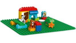 2304 – LEGO® DUPLO® Μεγάλη Πράσινη Βάση Κατασκευών