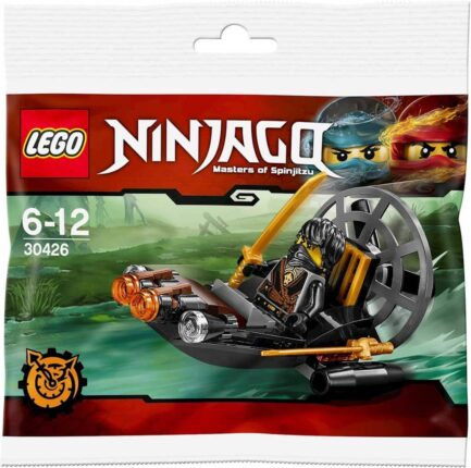 30426 - Stealthy Swamp Airboat Polybag