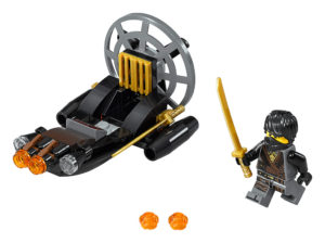 30426 – Stealthy Swamp Airboat Polybag