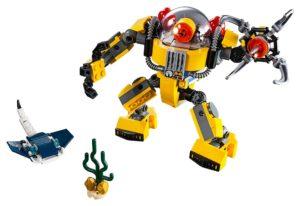 Υποβρύχιο Ρομπότ