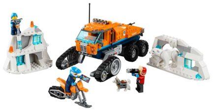 60194 - Αρκτικό Ανιχνευτικό Φορτηγό