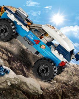 Αγωνιστικό Αυτοκίνητο της Ερήμου
