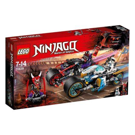 70639 - Street Race of Snake Jaguar
