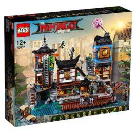 70657 – Προβλήτες της Πόλης NINJAGO®