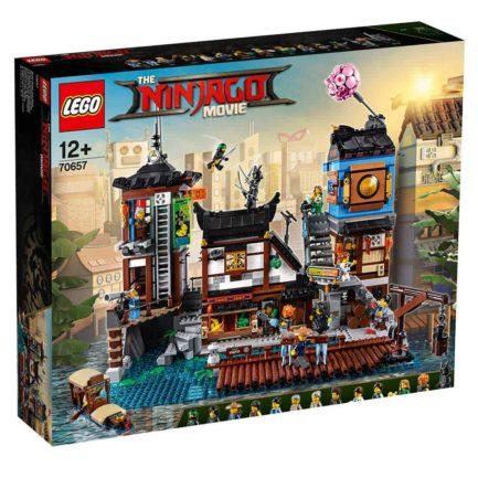 70657 - Προβλήτες της Πόλης NINJAGO®