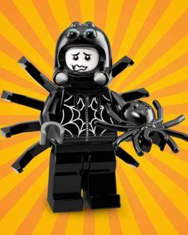 Spider Suit Boy