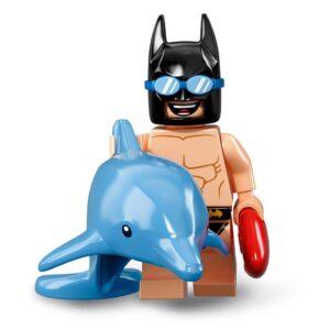 Swimsuit Batman