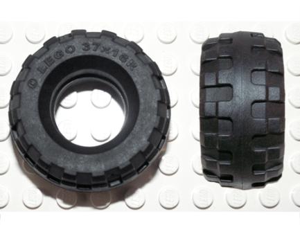 70707017 - Black tire 37x18r