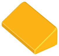 70707029 - Bright light orange slope 30 1x2