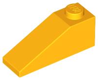 70707030 - Bright light orange slope 33 3x1