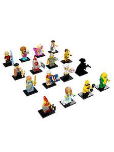 Minifigures>The Lego® CMF series 17