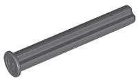 70707037 - Dark bluish gray techni axle 4 with stop
