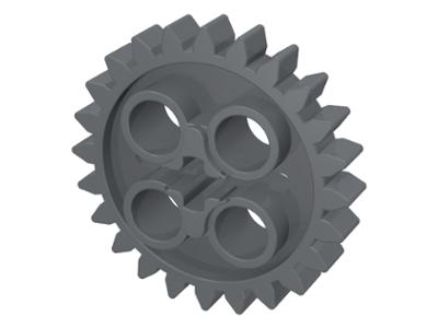 70707041 - Dark bluish gray technic gear 24 tooth