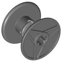 70707036 - Dark bluish gray technic reel 3x2