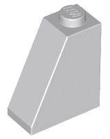 70707049 - Light bluish gray slope 65 2x1x2