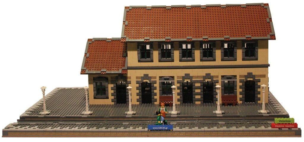 Σιδηροδρομικός Σταθμός Σερρών