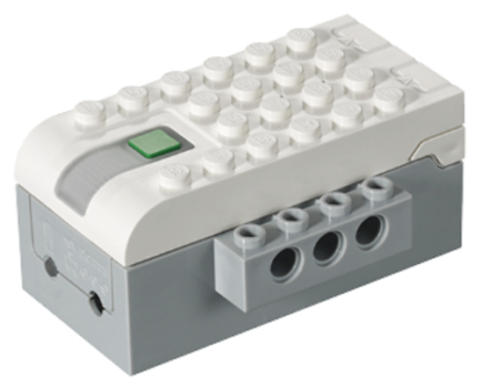 70707091 - White electric hub wedo 2