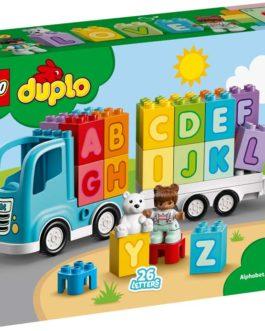 10915 – Φορτηγό με Αλφάβητο