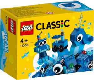 11006 – Δημιουργικά Μπλε Τουβλάκια