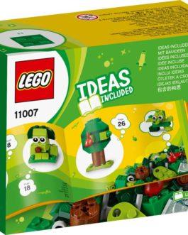 11007 – Δημιουργικά Πράσινα Τουβλάκια