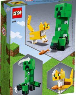 21156 – BigFig Creeper και Οσελότος