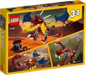 31102 – Δράκος της Φωτιάς