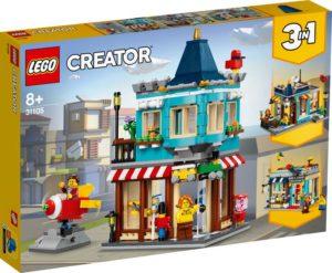 31105 – Κτίριο με Κατάστημα Παιχνιδιών