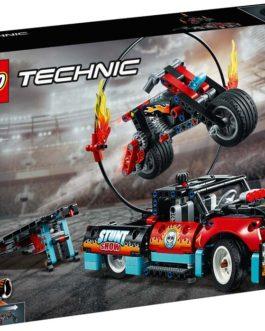 42106 – Φορτηγό & Μηχανή Ακροβατικών