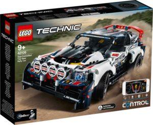 42109 – Αγωνιστικό Αυτοκίνητο Top Gear Ελεγχόμενο μέσω Εφαρμογής