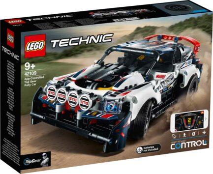 42109 - Αγωνιστικό Αυτοκίνητο Top Gear Ελεγχόμενο μέσω Εφαρμογής