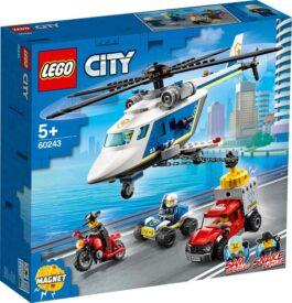 60243 – Καταδίωξη με Αστυνομικό Ελικόπτερο