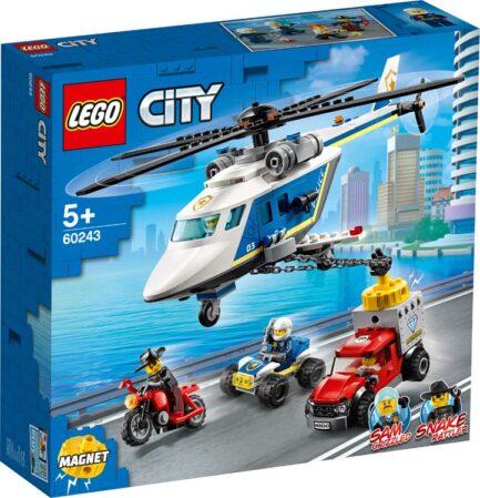 60243 - Καταδίωξη με Αστυνομικό Ελικόπτερο
