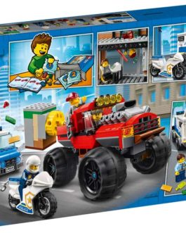 60245 – Ληστεία Monster Truck της Αστυνομίας