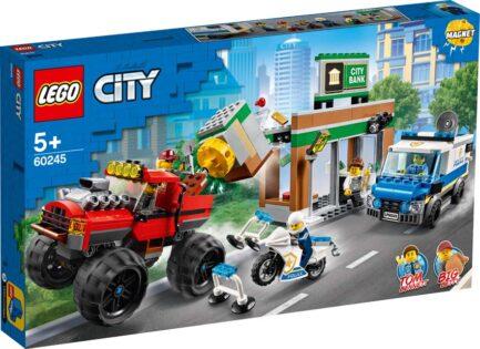 60245 - Ληστεία Monster Truck της Αστυνομίας