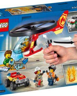 60248 – Ανταπόκριση Πυροσβεστικού Ελικοπτέρου