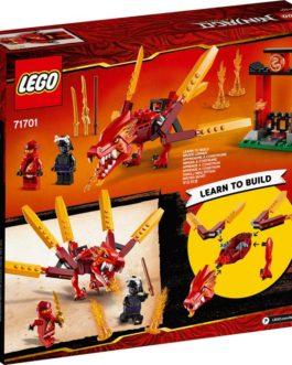 71701 – Δράκος Φωτιάς του Κάι