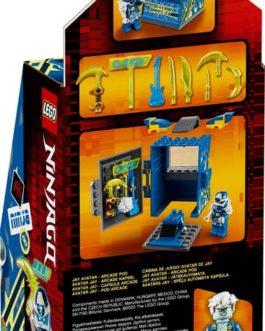 71715 – Άβαταρ Τζέι – Παιχνιδομηχανή Arcade