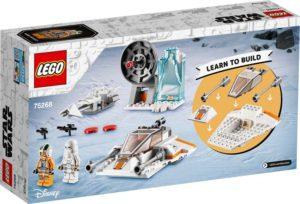 75268 – Ταχυσκάφος Χιονιού