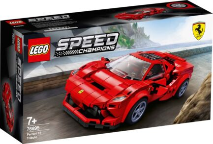 76895 - Ferrari F8 Tributo